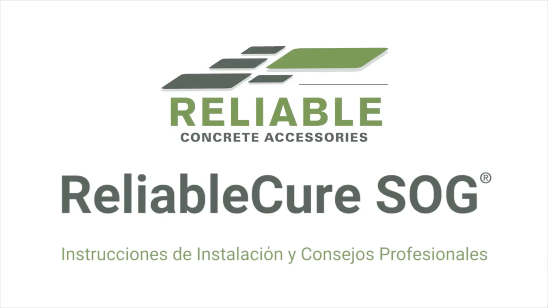 ReliableCure SOG